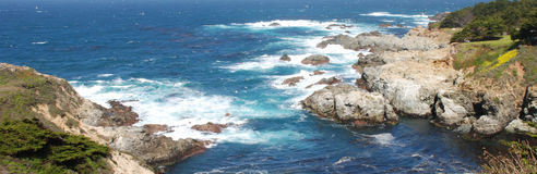 brzegowy ocean Obraz Stock