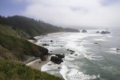 brzegowy Oregon Fotografia Royalty Free