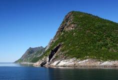 brzegowy północny morze Zdjęcia Stock