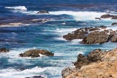 brzegowy Pacific Fotografia Royalty Free