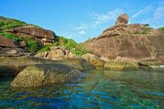 brzegowy park narodowy Zdjęcie Stock