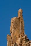 brzegowy śródziemnomorski skalisty Fotografia Stock