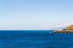 brzegowy śródziemnomorski viareggio Zdjęcie Royalty Free