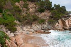 brzegowy spanish Fotografia Royalty Free