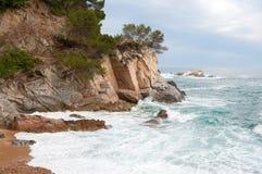brzegowy spanish Zdjęcie Stock