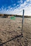 brzegowych duńskich diun północny morze Zdjęcia Royalty Free
