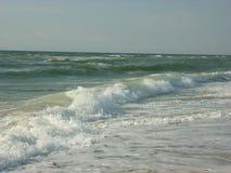 brzegu morza czarnego Zdjęcie Royalty Free