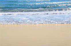 brzegu oceanu Obrazy Royalty Free