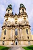 Brzeszow, kościół Obraz Royalty Free