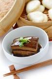 brzuch wieprzowina chińska dongpo wieprzowina Fotografia Royalty Free
