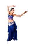 brzucha arabski tancerz Obraz Royalty Free