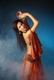 brzucha tancerz Fotografia Stock