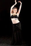 brzucha tancerz Oriental Obrazy Royalty Free