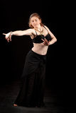 brzucha tancerz Oriental Obraz Stock