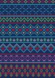 Brzydki puloweru wzór 1 Obraz Royalty Free