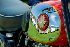 BSA motorcycle Stock Photos