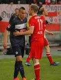 BSC Berlin de Fortuna Düsseldorf v Hertha. Photographie stock libre de droits