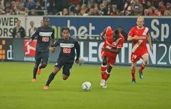 BSC Berlin de Fortuna Düsseldorf v Hertha. Photographie stock