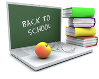 Bsck to school Stock Photography