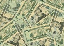 Bsckground do dinheiro Imagens de Stock