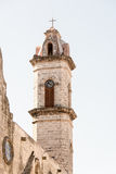 Bsilica Menor de San Francisco de Asis Bell Tower in Old Havana, Stock Image