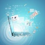 E-Affär Arkivbilder