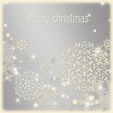 Аbstract Christmas background Stock Photos