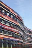 BSU budynek w Hamburg, Niemcy Zdjęcie Royalty Free