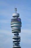 BT塔在伦敦-英国英国 图库摄影
