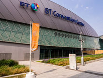 BT Convention Centre Liverpool UK Stock Photography