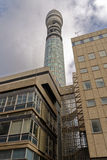 BT Telecom Tower, London Royalty Free Stock Photo