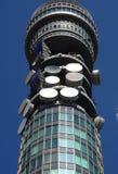 BT-Toren stock afbeelding