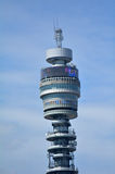 BT-Toren in Londen - Engeland het Verenigd Koninkrijk Stock Fotografie
