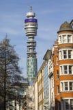 BT torn i London Arkivfoto