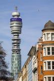 BT torn i London Fotografering för Bildbyråer