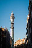 BT tower Royalty Free Stock Image