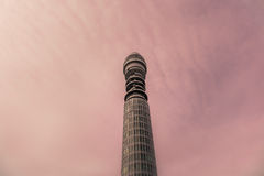 BT tower Royalty Free Stock Photography
