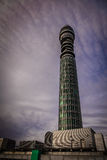 BT tower Royalty Free Stock Photo