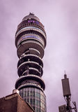 BT tower Stock Photo