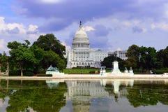 Bâtiment de capitol, Washington DC Photographie stock