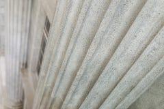 Bâtiment de granit Photos stock