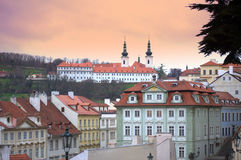 Bâtiments de Prague Image stock