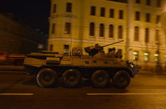 BTR-82A 库存照片