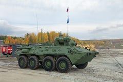 BTR-82A 免版税库存图片