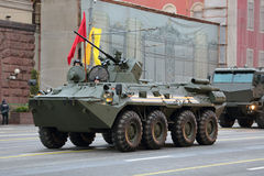 BTR-82A Immagine Stock
