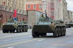BTR-82A Imagen de archivo libre de regalías
