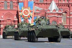BTR-82A Photographie stock libre de droits