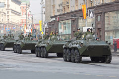 BTR-80 Photo stock