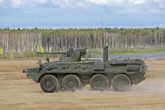 BTR-82A Стоковая Фотография