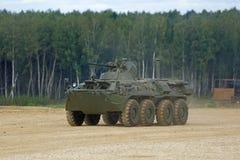 BTR-82A Стоковое Изображение RF